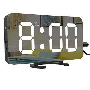 radio despertador moderna
