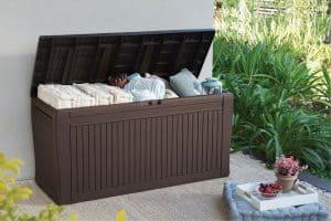 baúl de almacenamiento exterior