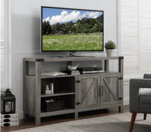 mueble de televisión alto