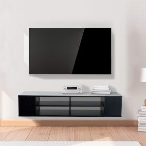 mueble de televisión de pared