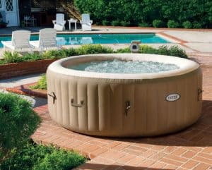 jacuzzi inflable