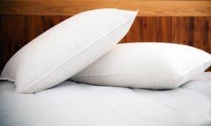 dos almohadas