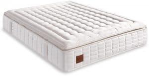 colchón blanco