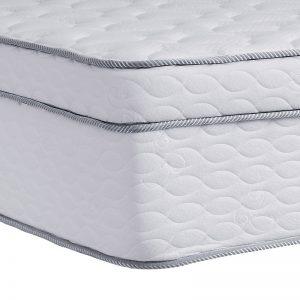 lateral de un colchón