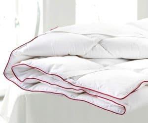 cubre colchón plegado