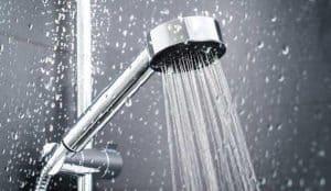 alcachofa de ducha pequeña