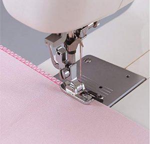 coser con una sobrehiladora