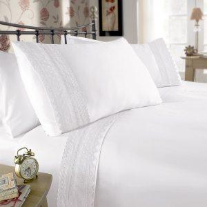 sábana blanca