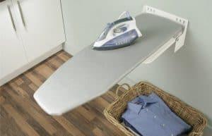 tabla de planchar fija