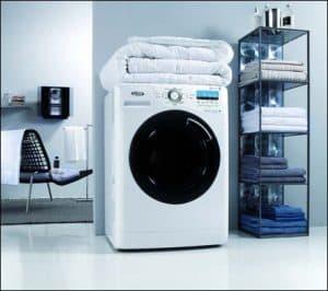lavadora moderna