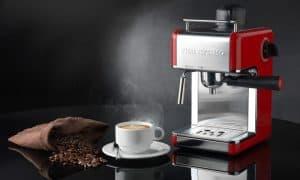 cafetera espresso bonita