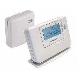 termostato de ambiente con sensor