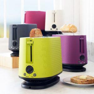 tostadoras de colores