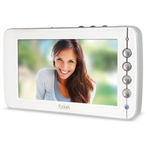 videoportero con pantalla a color