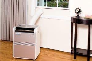 Climatizador portátil muy compacto