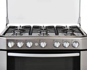 cocinas de gas de 6 fogones