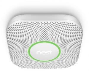 detector de monóxido de carbono nest