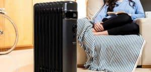 radiador eléctrico compacto