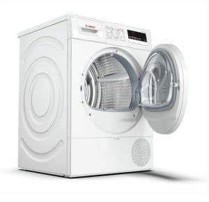 secadora blanca