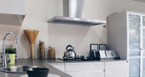 campana extractora de cocina