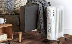 radiador eléctrico de aceite