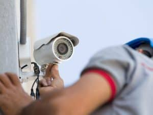 instalar una cámara de vigilancia