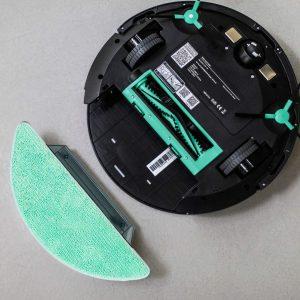 parte inferior del robot NETBOT de IKOHS