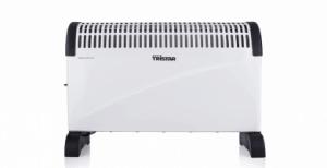 radiador eléctrico convector