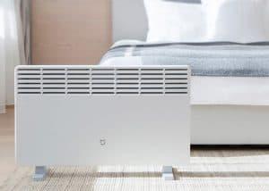 radiador eléctrico moderno