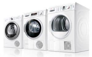 varias secadoras