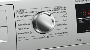programas de una secadora