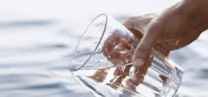 agua descalcificada