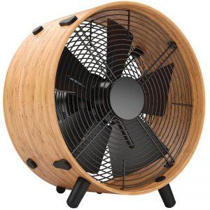ventilador de madera