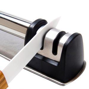 afilador de cuchillo bueno