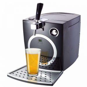 tirador de cerveza compacto