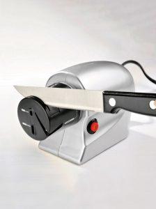 afilador de cuchillo eléctrico