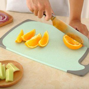 cuchillo de cocina para cortar naranjas