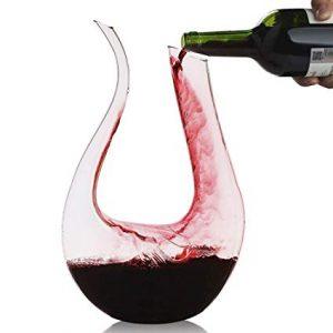 decantador de vino bonito