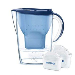 jarra de agua con filtro britta