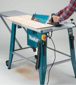 sierra de mesa Makita
