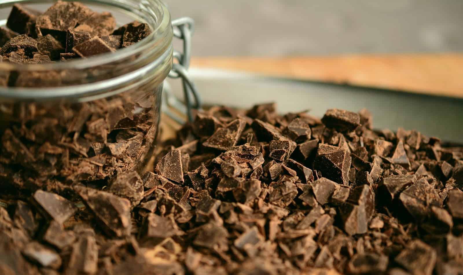 chocolate para fondue