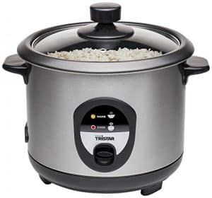 cocedor de arroz eléctrico