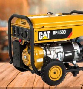generador eléctrico cat