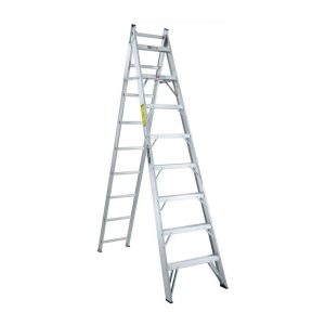 escalera plegable alta