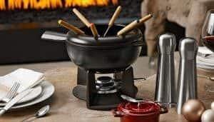 fondue negra