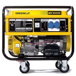 generador eléctrico greencut