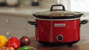 slow cooker roja