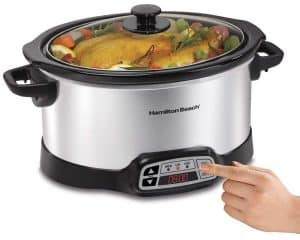 slow cooker programable