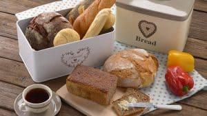 varios tipos de panes