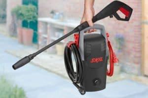 limpiador de alta presión compacto